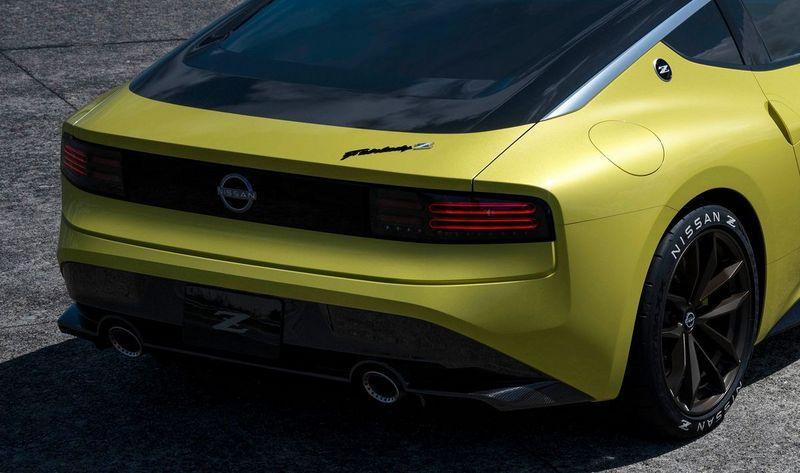 还原经典设计元素 日产Z Proto将于11月15日上市