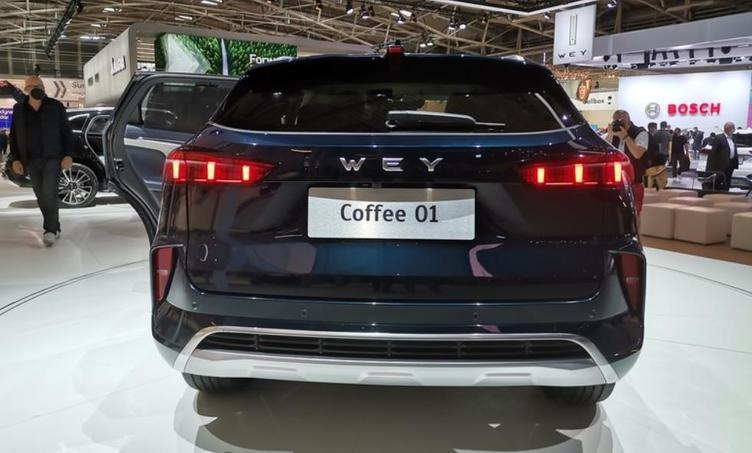 智能科技突出 摩卡(Coffee 01)PHEV亮相慕尼黑