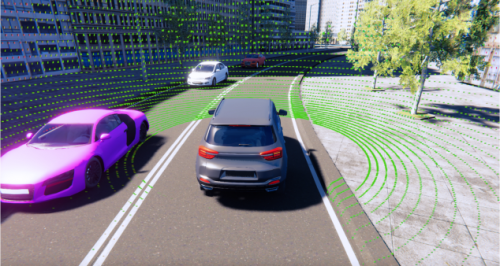 仿真测试助力智能网联汽车安全落地