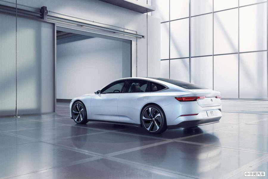 蔚来首款轿车1月9日首发 对标特斯拉Model S?