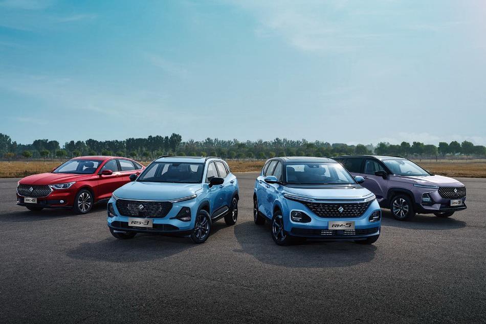 销量第一民族品牌 上汽通用五菱全年销量超160万