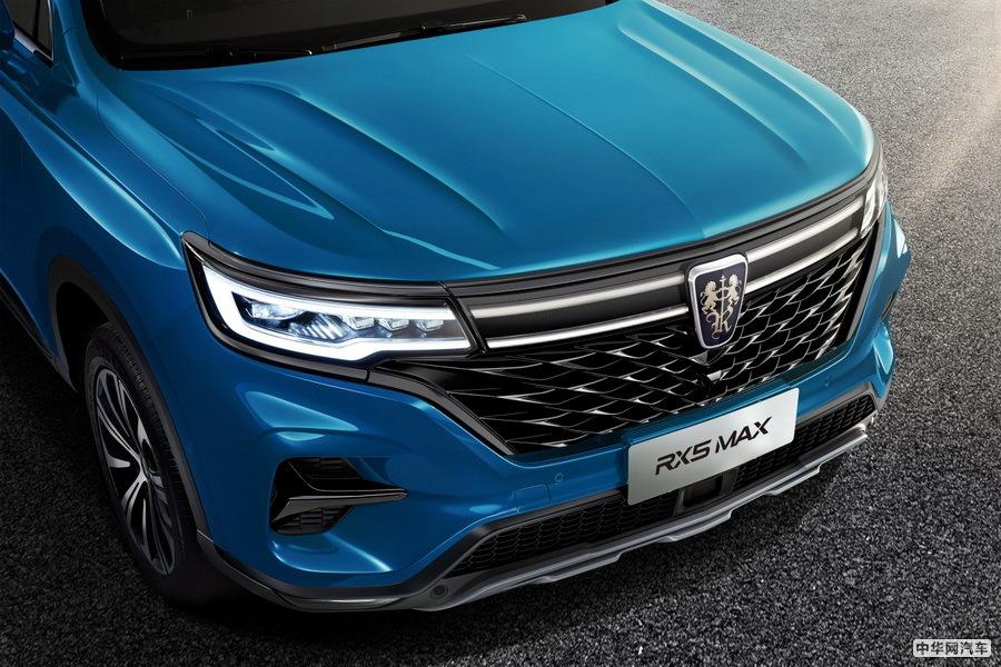 荣威RX5 MAX Supreme 300TGI上市 售12.68万起
