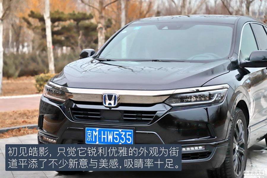 试驾广汽本田皓影 奶爸心目中完美的家用车?