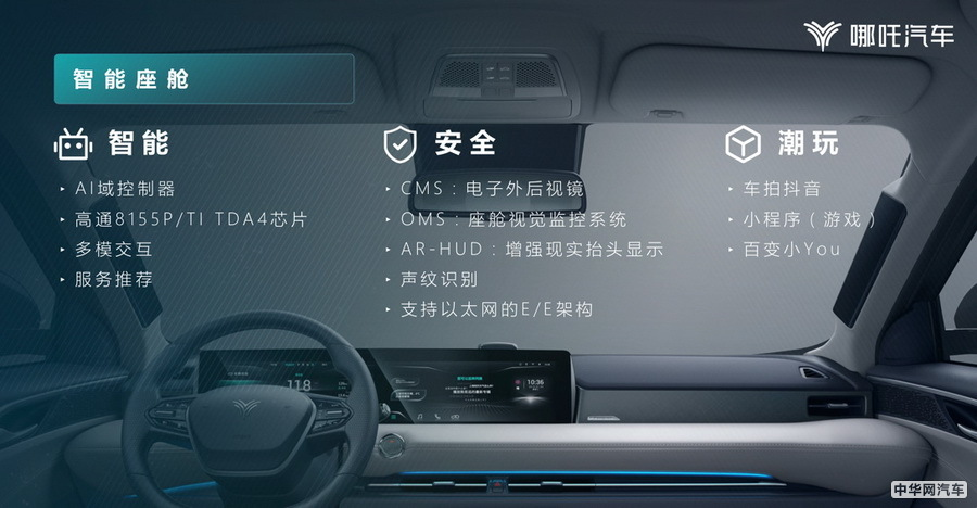 哪吒汽车重磅加码智能技术创新 完善产品矩阵