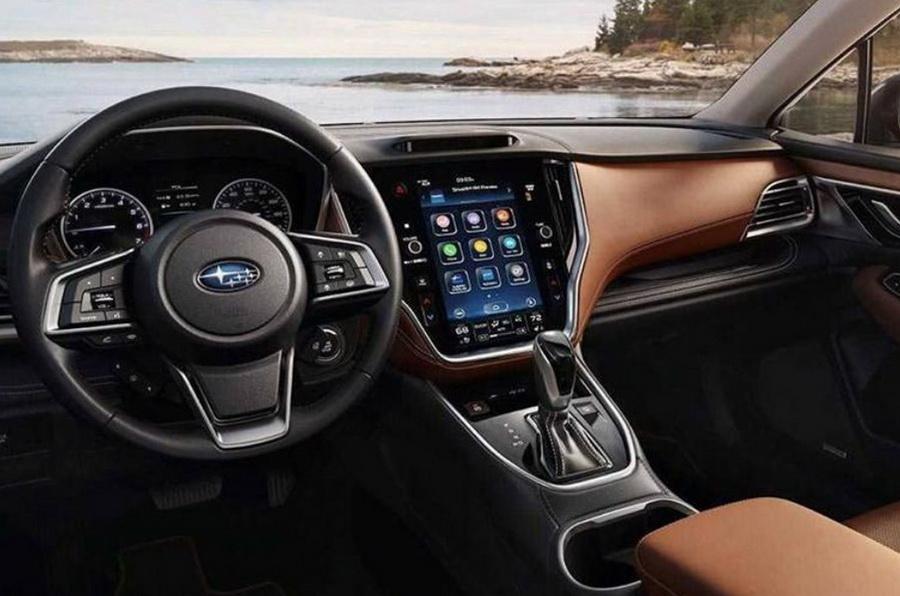 斯巴鲁全新傲虎开启预售 换装2.4L发动机