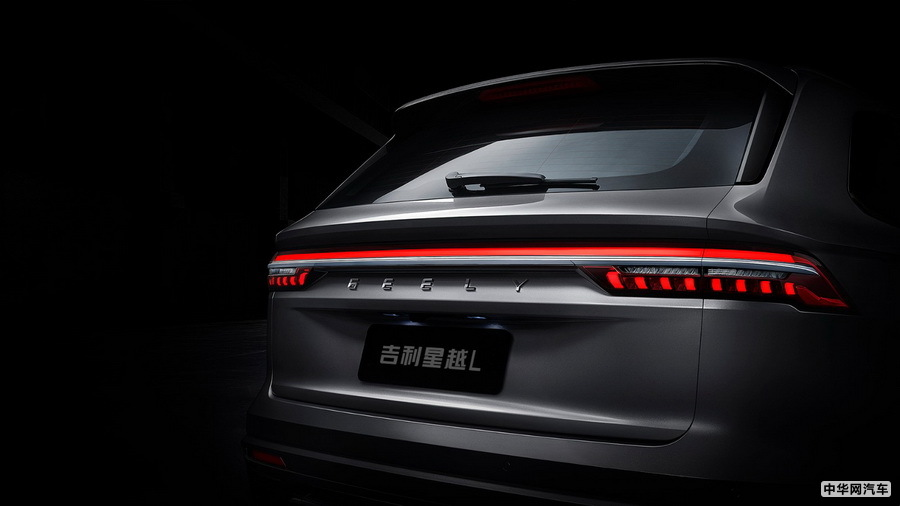 """吉利全新KX11定名为""""星越L"""" SUV颠覆者来袭"""