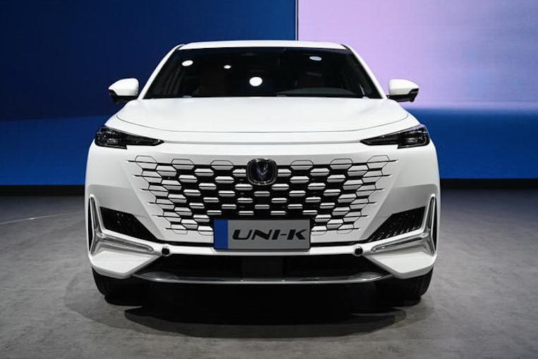 疑似长安UNI-K售价曝光 4月上市/售17.99万起