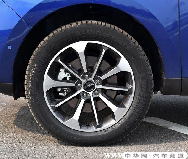 哈弗f5轮胎尺寸型号,哈弗f5轮胎是什么牌子