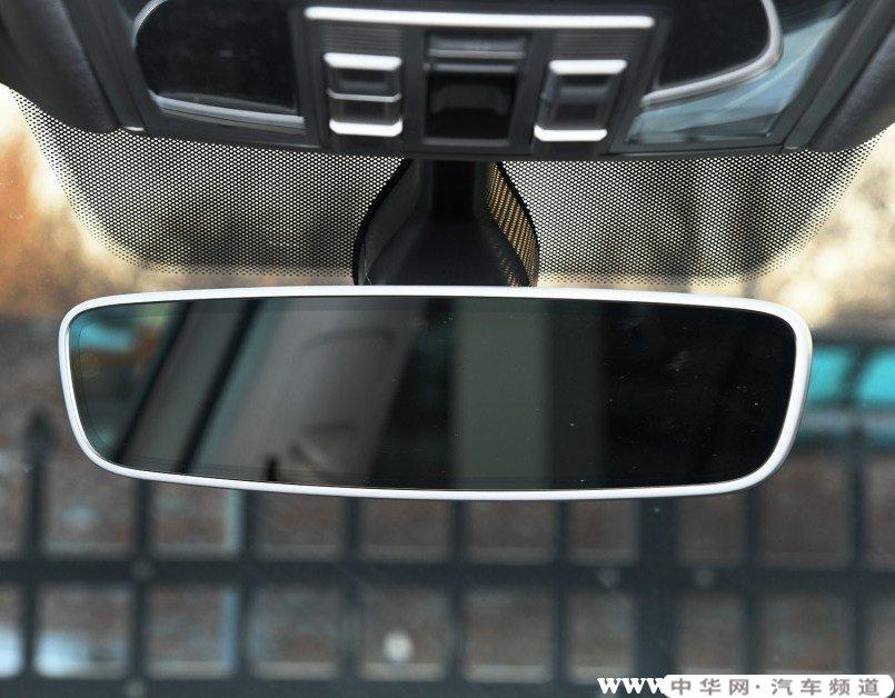 大众途昂后视镜调节开关说明,途昂后视镜怎么折叠