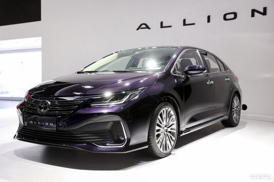 一汽丰田新车定名为亚洲狮 于3月29日上市