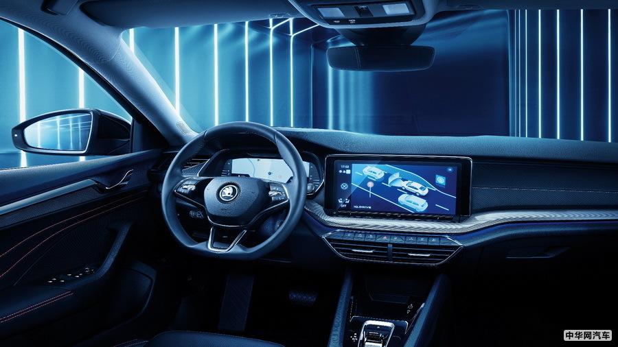 斯柯达明锐PRO首次发布 4月上海车展上市
