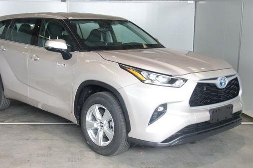 广汽丰田新一代汉兰达申报图 或9月份上市