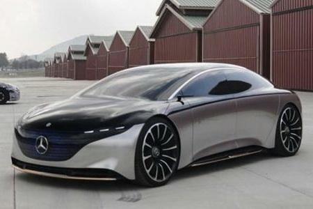 奔驰EQS将搭载最大容量108kWh电池组
