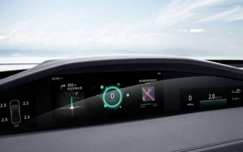 中大型SUV长安UNI-K上市 售15.39-18.49万