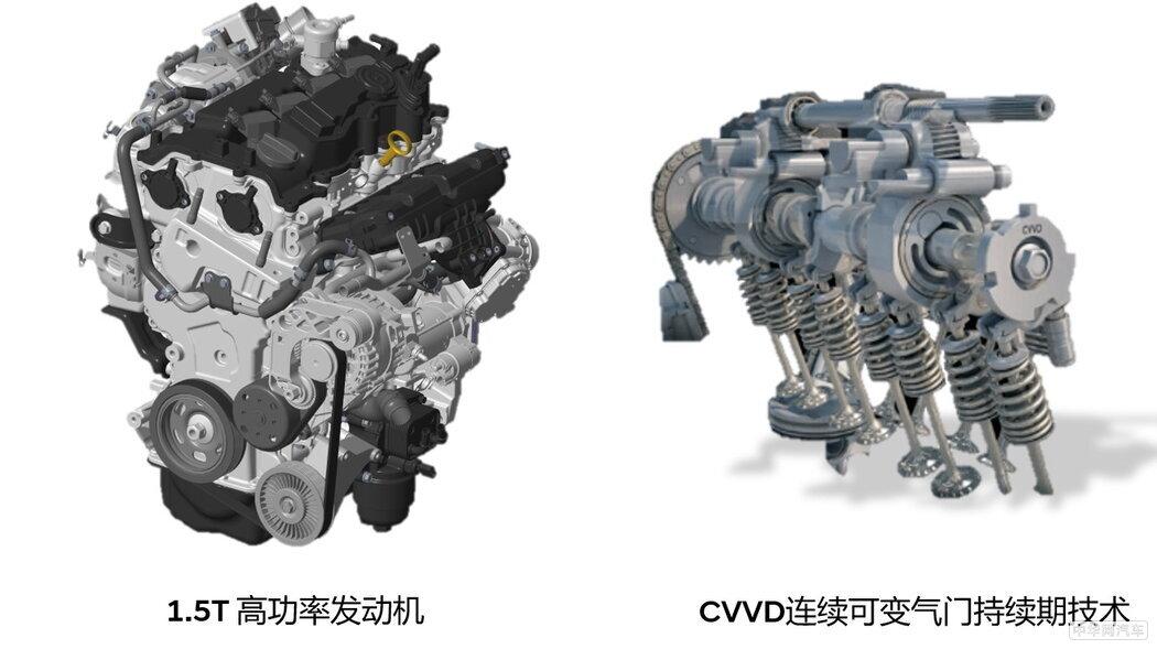 第五代途胜L动力曝光 1.5T引擎/7速双离合