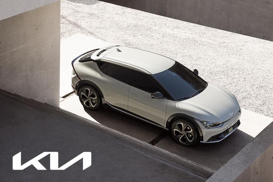 起亚EV6电动车全球首秀 充电5分钟续航超100