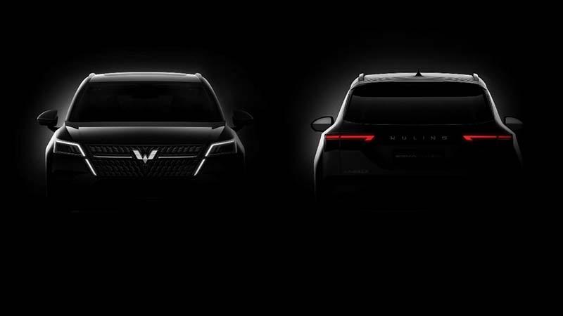 造型凌厉 五菱全球银标首款战略型SUV草图曝光