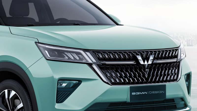 五菱全球银标首款战略型SUV即将登陆上海车展