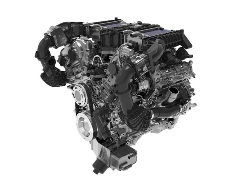 长城汽车上海车展发布3.0T+9AT/9HAT超级动力