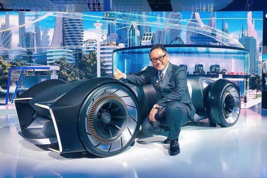 日本汽协主席丰田章男:取消2021东京汽车展