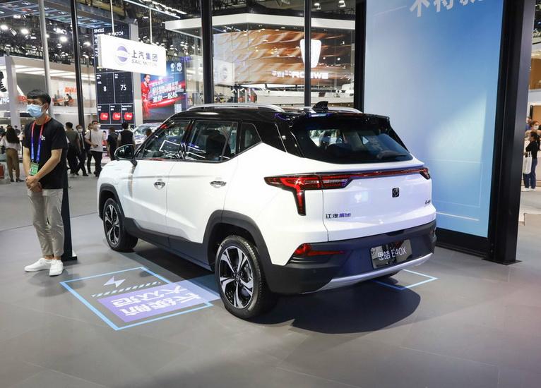 大众新能源思皓E40X正式上市 售价13万起
