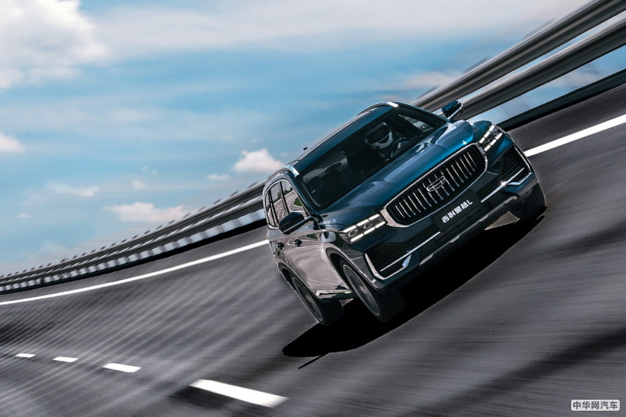 吉利星越L预售14.8-18.8万 全系2.0T引擎