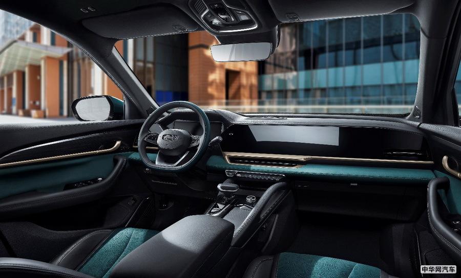 售13.72-18.52万元 中国星旗舰SUV星越L上市