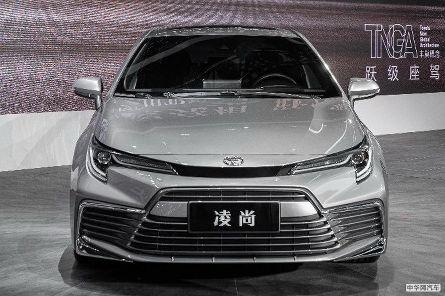 广汽丰田凌尚6月6日上市 2.0L/预售15.88万起