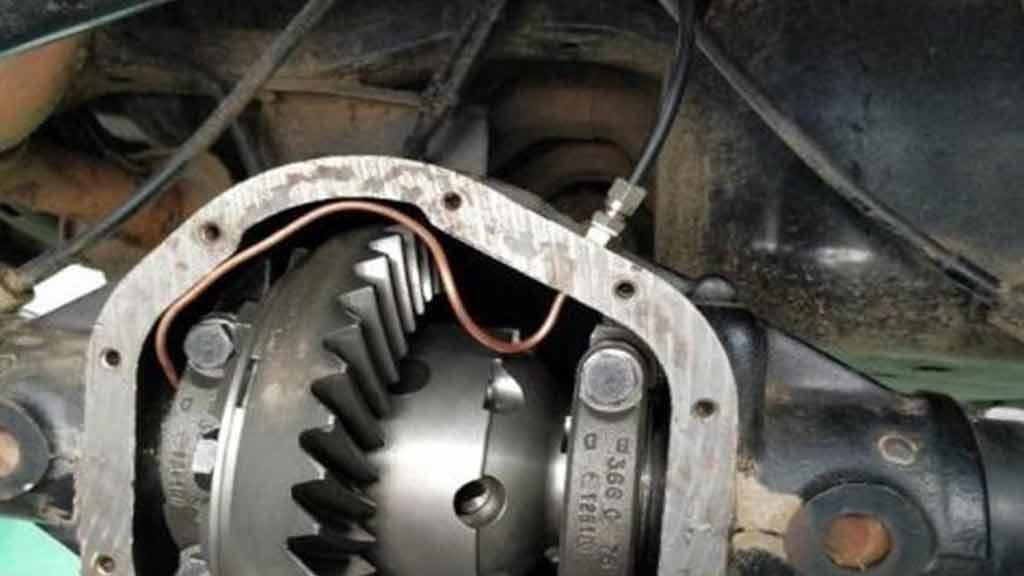 汽车差速锁有什么作用
