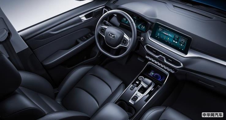 配置丰富/5款车型 凯翼炫界Pro 6月上市