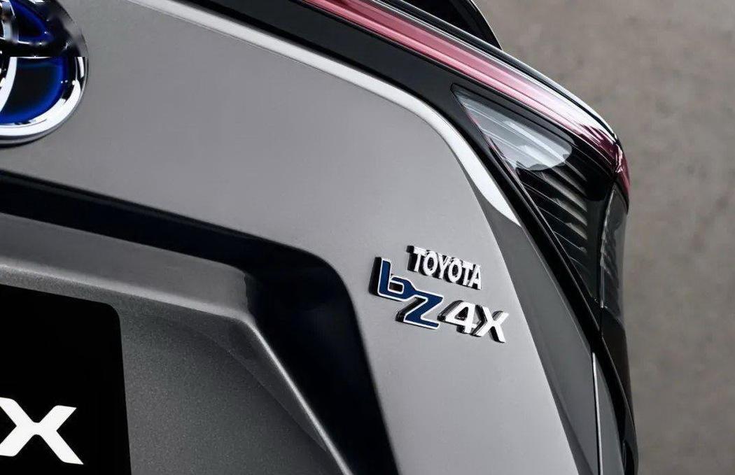 丰田bZ4X电动车今年底发布 一丰广丰都会有