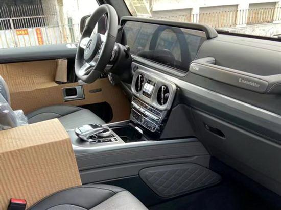 新款奔驰G500有望6月上市 提车还得加价?