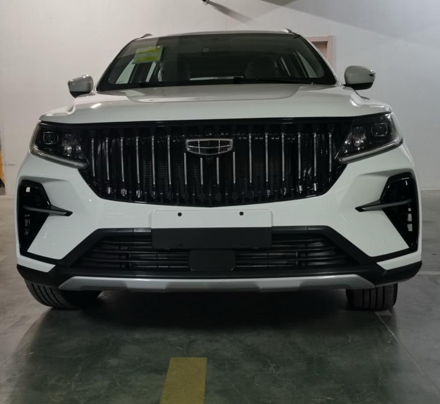 吉利远景X6 PRO谍照  新车或将第三季度发布