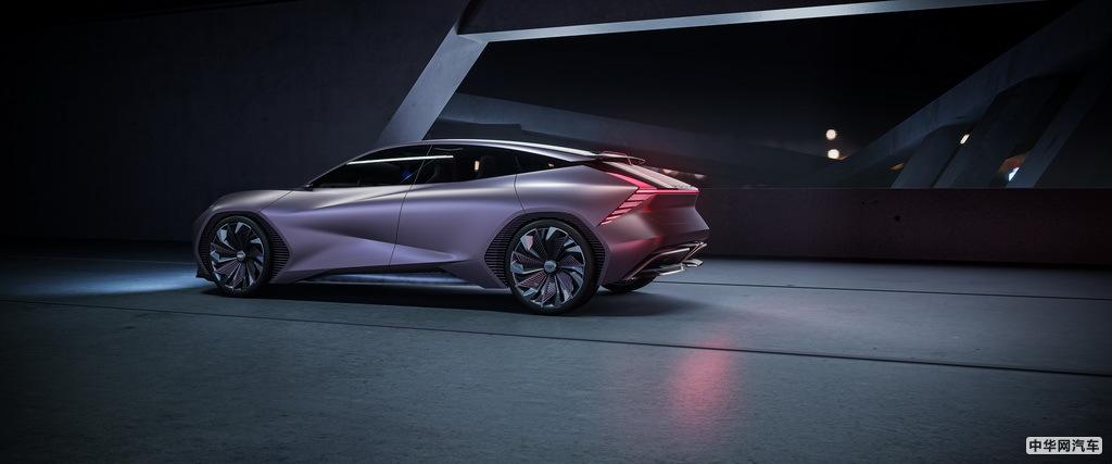 前卫且科幻 吉利发布Vision Starburst概念车