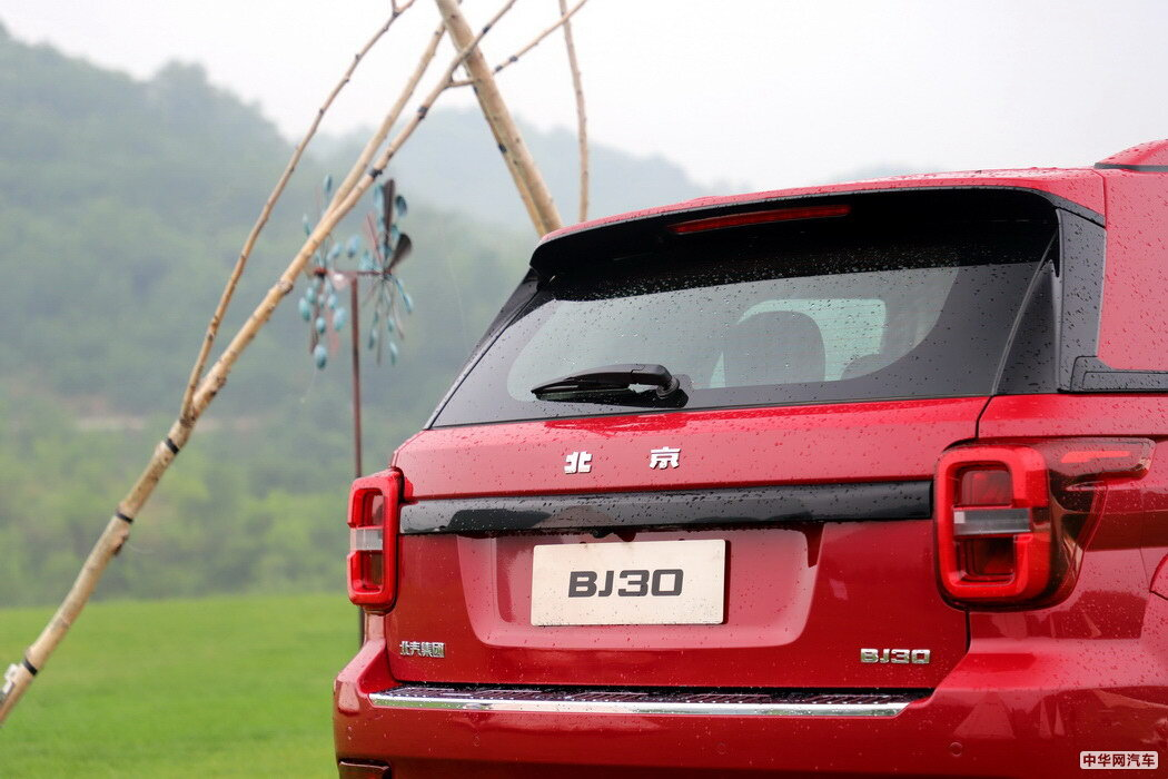 北京BJ30 2021款 1.5T 狼小美版 组图