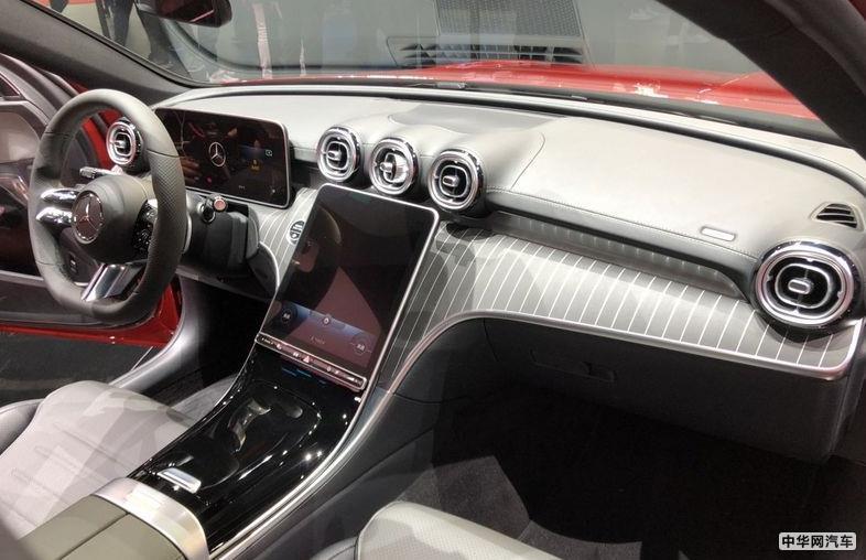 9月正式上市 换代奔驰C级长轴版下线