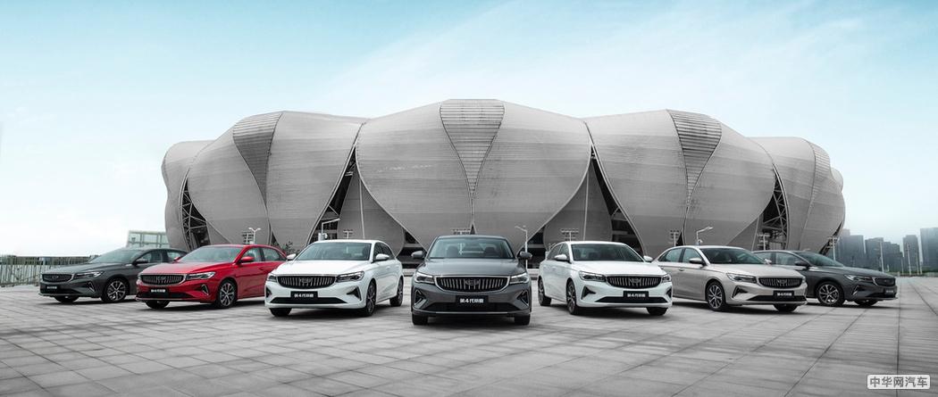 吉利汽车上半年销量63万辆 同比增长约19%