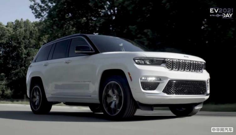最大功率280千瓦 Jeep发布大切诺基4xe
