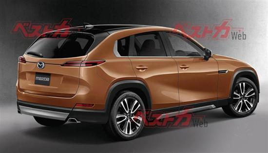 最新消息 新一代马自达CX-5搭载直列六缸发动机