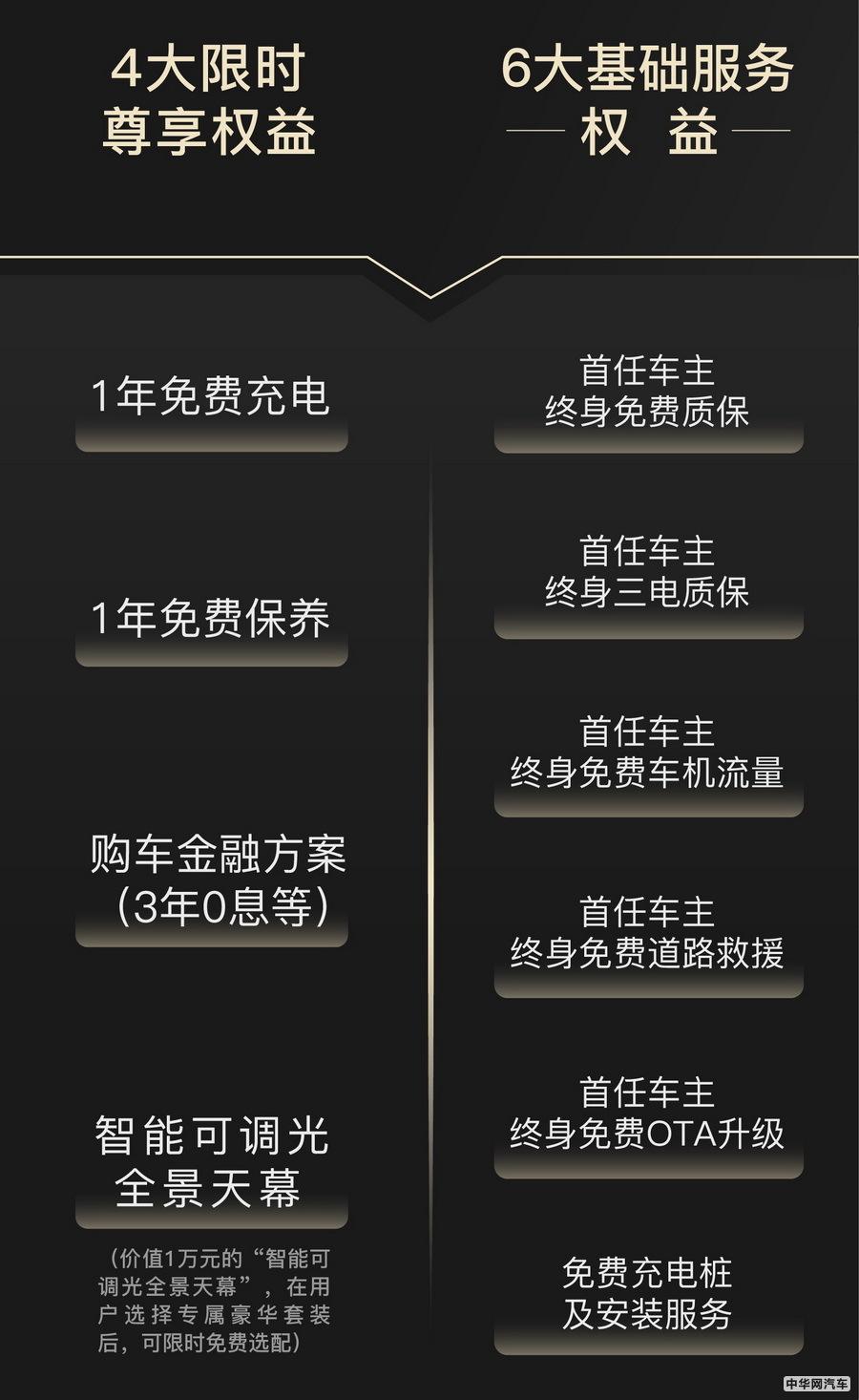 岚图FREE发布全新用户权益 7月30日开启