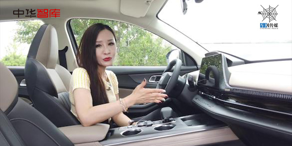 [车网传媒]颜值高 提速快 试驾长安第二代CS55 PLUS