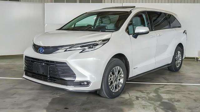 疑似国产丰田赛那价格曝光 27.68万起?