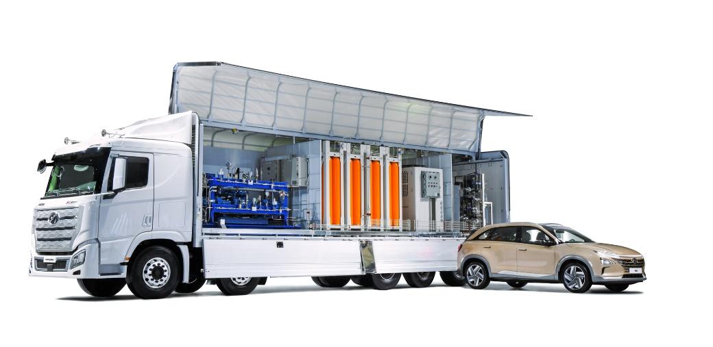 """现代汽车集团氢之日发布""""氢能愿景2040"""""""