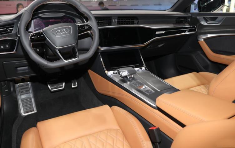 上汽奥迪A7L 55 TFSI即将预售 明年1月交付