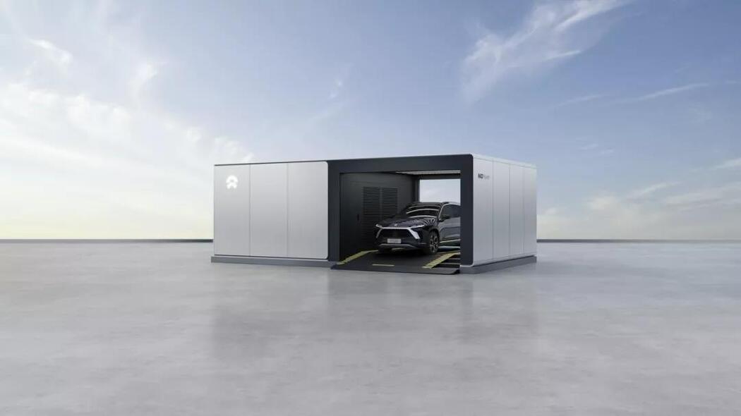 蔚来三元铁锂标准续航电池包上线 今年11月交付