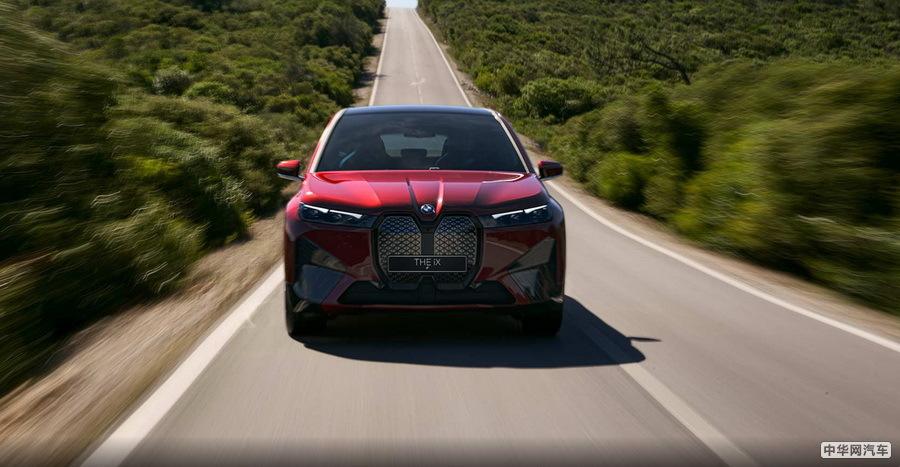 你会为宝马iX电动车买单吗? 续航425和630公里