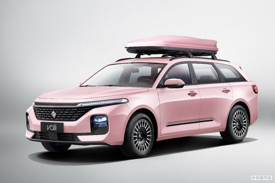 五菱Valli新车即将开启预定 复古有型