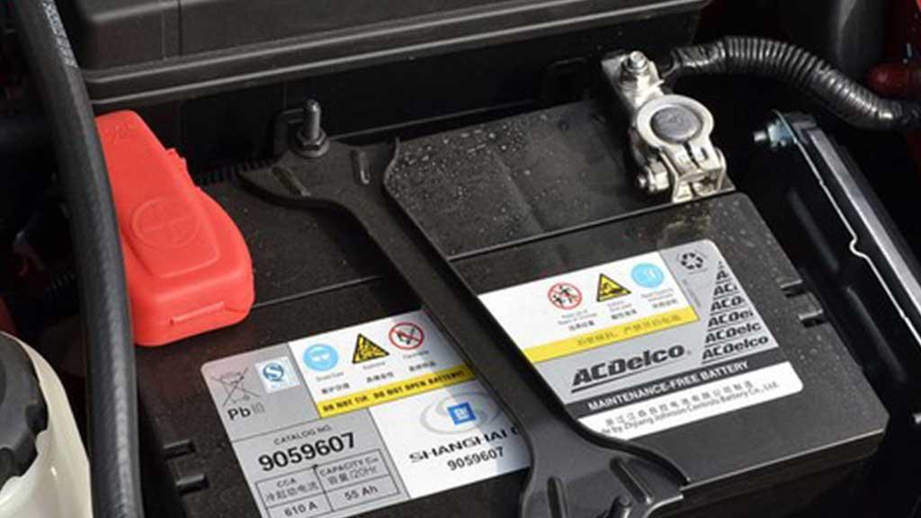 汽车电瓶有电但是打火没反应