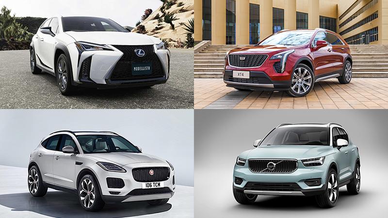雷克萨斯UX加入战场 4款豪华紧凑型SUV推荐