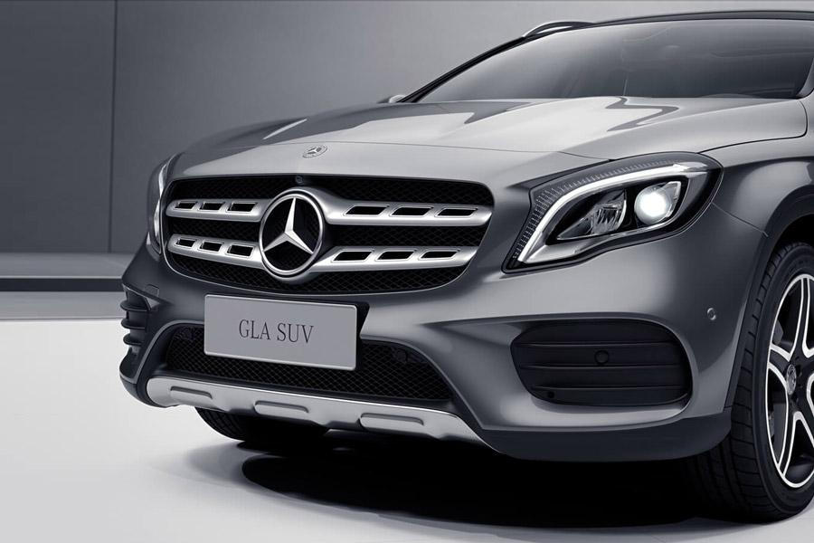 报价27.13-39.58万元 2019款奔驰GLA正式上市